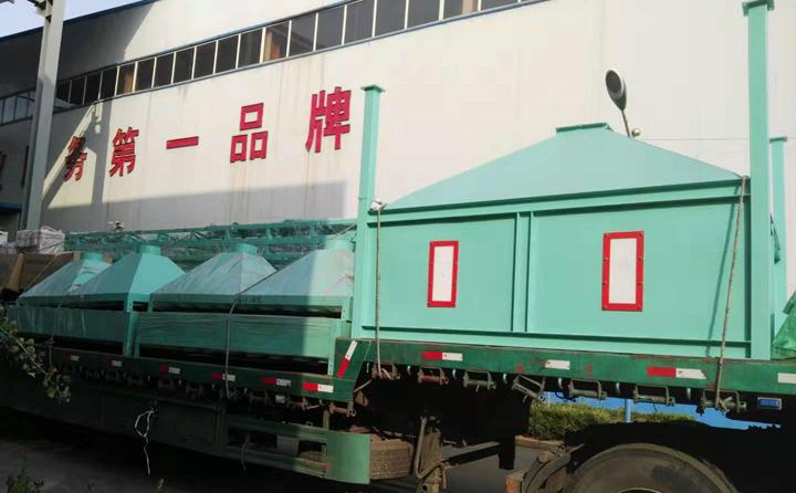 河北沧州时产1-2吨生物质颗粒机生产线设备